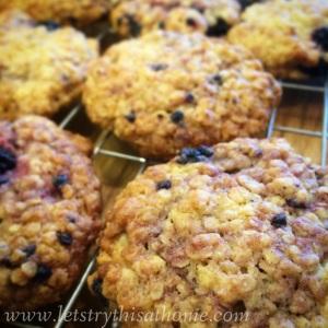 Blackberry Cookies