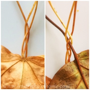 Braiding stalks