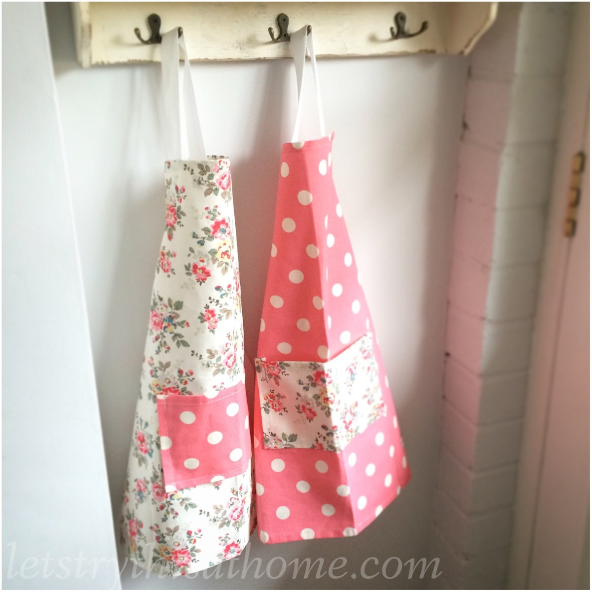 Home-made aprons