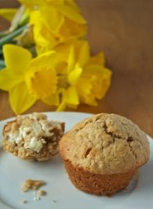 Honey Oat Muffins